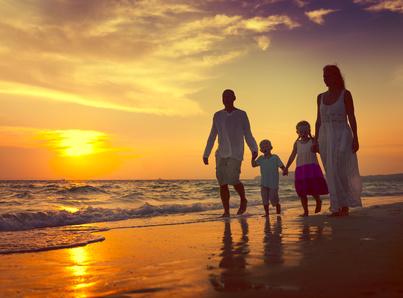 Reisekrankenversicherung für Familien